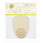 Anna Griffin - Riley Collection - Paper Punch - 3 Dimensional Flower, CLEARANCE