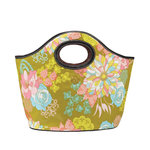 Anna Griffin - Hope Chest Collection - Bucket Tote - Floral