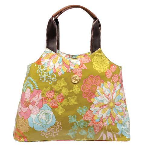 Anna Griffin - Hope Chest Collection - Tote Bag - Floral