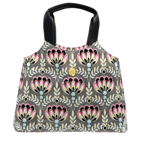 Anna Griffin - Eleanor Collection - Tote Bag - Lotus