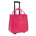 Anna Griffin - Pink Collection - Solid Rolling Bag