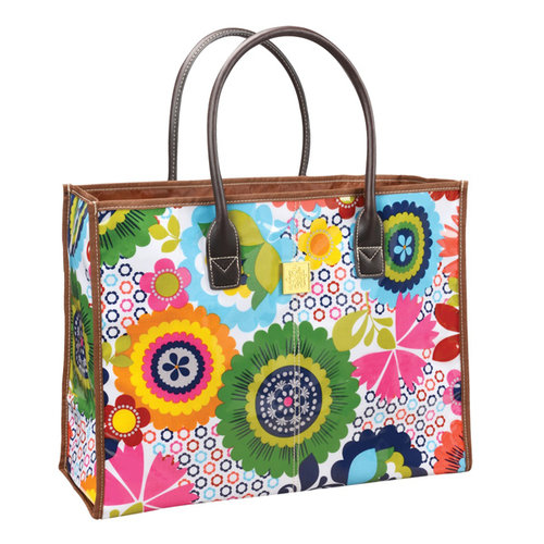 Anna Griffin - Gabbie Collection - Fabric Tote Bag - Serendipity