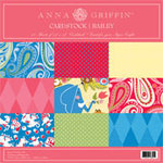 Anna Griffin - Cardstock Paper Pack - Bailey