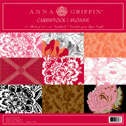 Anna Griffin - Cardstock Paper Pack - Sloane