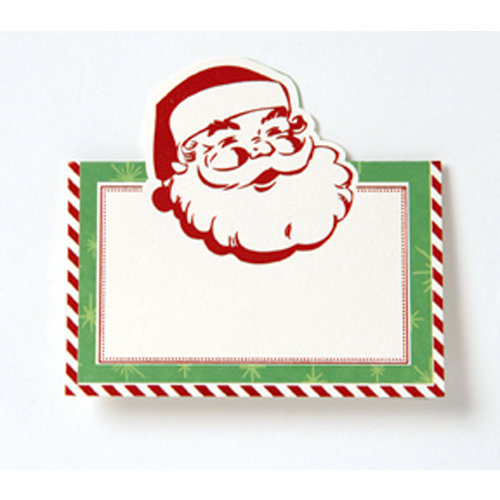 Anna Griffin - Twinkle Bright Collection - Christmas - Place Cards with Foil Accents