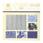 Anna Griffin - Willow Collection - 12 x 12 Double Sided Cardstock Pack