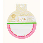 Anna Griffin - Isabelle Collection - Journal Tags, CLEARANCE