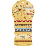 Autumn Leaves - Ribbon - Superstar by Rhonna Farrer, CLEARANCE
