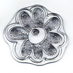 Clear Stamps - Flower Spiral by Autumn Leaves