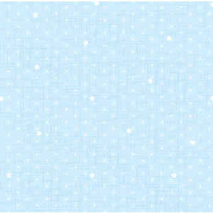 Autumn Leaves - Mod - Primary Collection - Patterned Paper - Blue Maize