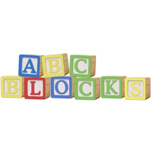 Digital Alphabet (Download)  - Digital Alphabet (Download)  Blocks