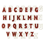 Digital Alphabet (Download)  - 20's Chic
