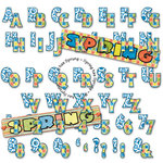 Digital Alphabet (Download)  - Spring Fling
