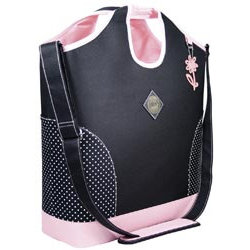 All My Memories - Tote-Ally Cool Tote 3 - Shoulder Bag - Pink Polka Dot