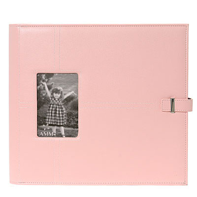 All My Memories - Imaginisce - Urban Chic 12 x 12 Albums - Pink