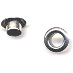 "American Tag - Lost Art Treasures 3/16"""""""""""""""" Eyelets - Nickel, CLEARANCE"