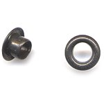 "American Tag - Lost Art Treasures 3/16"""""""""""""""" Eyelets - Black, CLEARANCE"