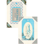 Authentique Paper - Journey Collection - Headlines - Die Cut Cardstock Titles 1