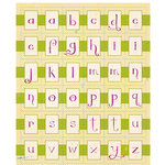 Authentique Paper - Splendid Collection - Cardstock Stickers - Classic Type Alphabet