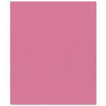 Bazzill Basics - 8.5 x 11 Cardstock - Orange Peel Texture - Pinata, CLEARANCE