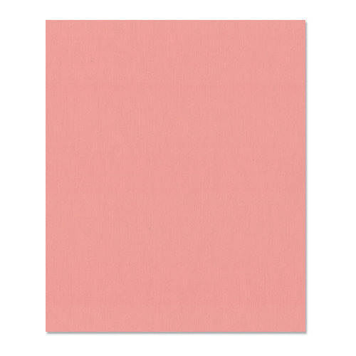 Bazzill Basics - 8.5 x 11 Cardstock - Grasscloth Texture - Piglet