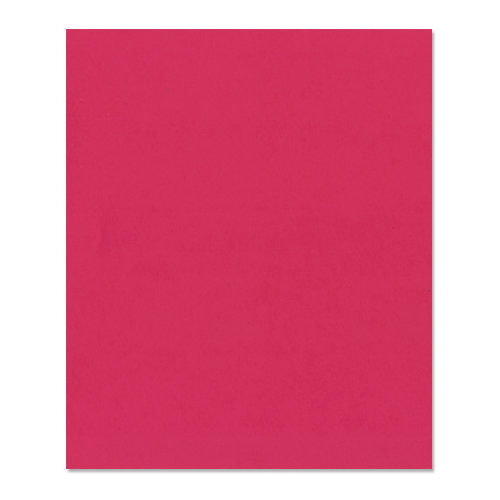 Bazzill - 8.5 x 11 Cardstock - Smooth Texture - Berry Sensation
