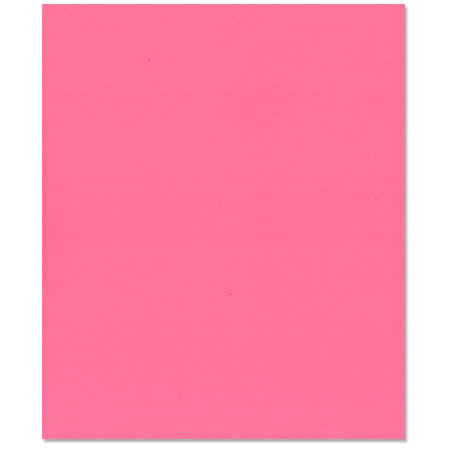 Bazzill Basics - 8.5 x 11 Cardstock - Smooth Texture - Watermelon Sensation