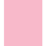 Bazzill - Card Shoppe - 8.5 x 11 Cardstock - Premium Smooth Texture - Cotton Candy