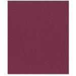 Bazzill Basics - 8.5 x 11 Cardstock - Canvas Texture - Juneberry