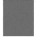 Bazzill Basics - 8.5 x 11 Cardstock - Criss Cross Texture - Elephant