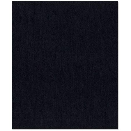 Bazzill Basics - 8.5 x 11 Cardstock - Grasscloth Texture - Black Bird