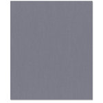 Bazzill Basics - 8.5 x 11 Cardstock - Canvas Texture - Thunder