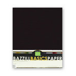 Bazzill - Bulk Cardstock Pack - 25 Sheets - 8.5x11 - Raven