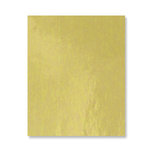 Bazzill - 8.5 x 11 Gold Foil Cardstock