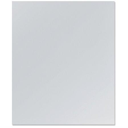 Bazzill - 8.5 x 11 Metallic Cardstock - Silver