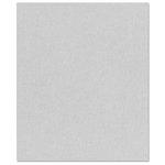 Bazzill - 8.5 x 11 Metallic Cardstock - Platinum