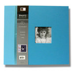 Bazzill Basics Album Collection - 12x12 Postbound - Artesian Pool