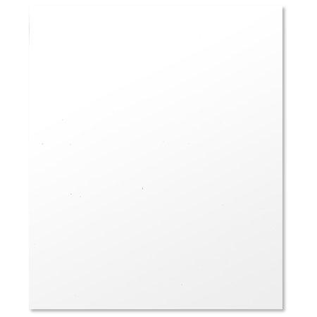 Bazzill Basics - 8.5 x 11 Vellum - White - 40lb.