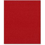 Bazzill - 8.5 x 11 Cardstock - Classic Texture - Cardinal