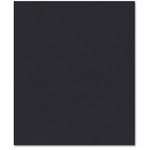 Bazzill Basics - Prismatics - 8.5 x 11 Cardstock - Dimpled Texture - Black