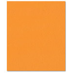 Bazzill Basics - Prismatics - 8.5 x 11 Cardstock - Dimpled Texture - Intense Orange