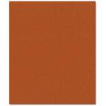 Bazzill Basics - Prismatics - 8.5 x 11 Cardstock - Dimpled Texture - Desert Coral Dark