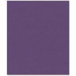 Bazzill - Prismatics - 8.5 x 11 Cardstock - Dimpled Texture - Classic Purple