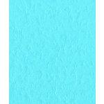 Bazzill Basics - Prismatics - 8.5 x 11 Cardstock - Dimple Texture - Vibrant Teal