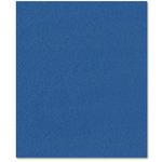 Bazzill Basics - Prismatics - 8.5 x 11 Cardstock - Dimpled Texture - Classic Blue