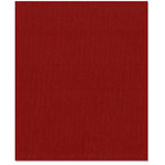 Bazzill - 8.5 x 11 Cardstock - Grasscloth Texture - Ruby Slipper