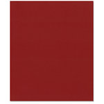 Bazzill - 8.5 x 11 Cardstock - Smooth Texture - Pomegranate Splash