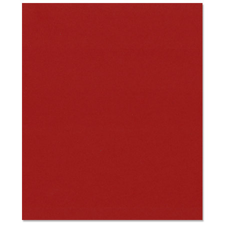 Bazzill - 8.5 x 11 Cardstock - Smooth Texture - Cherry Splash