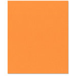 Bazzill Basics - 8.5 x 11 Cardstock - Orange Peel Texture - Hazard