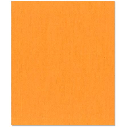 Bazzill - 8.5 x 11 Cardstock - Grasscloth Texture - Tangelo